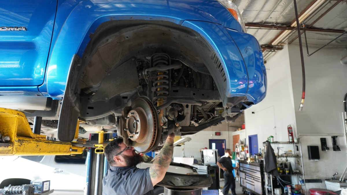 Rio Grande Automotive is your brake shop