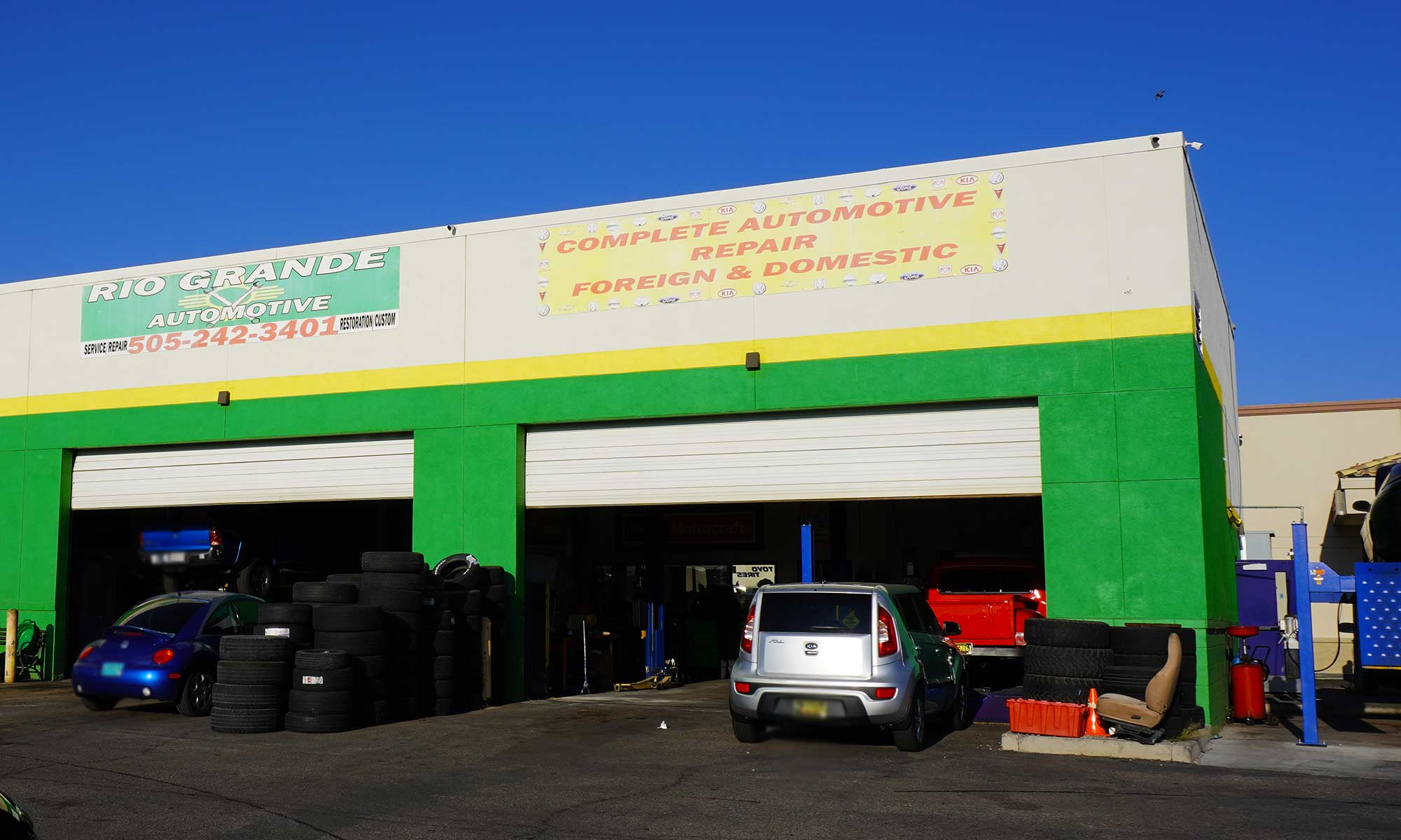 Rio Grande Automotive