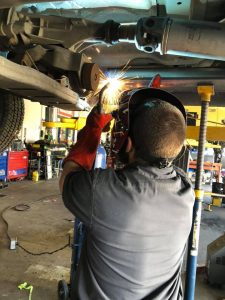 Rio Grande Automotive Muffler repair